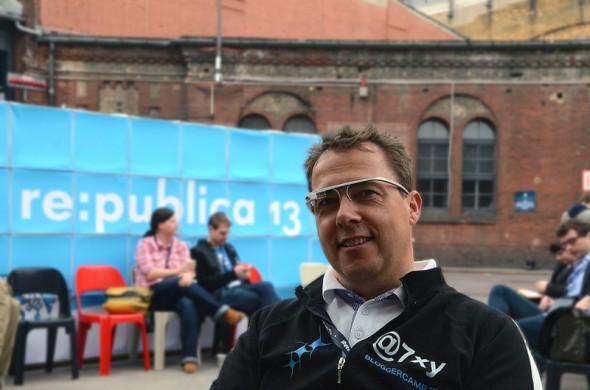 Hannes Schleeh - re:publica 13