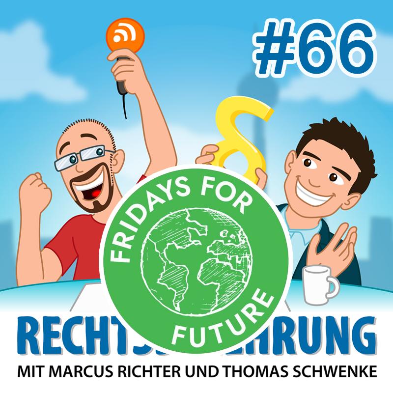 Schulpflicht, Schustreiks und #FridaysForFuture – Rechtsbelehrung Folge 66